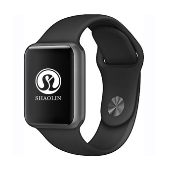 Bluetooth akıllı saat Sereis 4 Smartwatch kılıf için apple iphone 6 7 8 X samsung xiaomi android telefon pk apple watch serisi 4